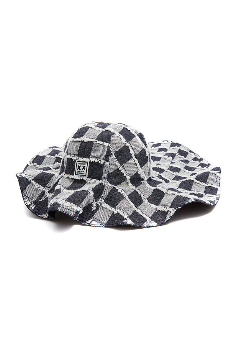 Reversible Denim bucket